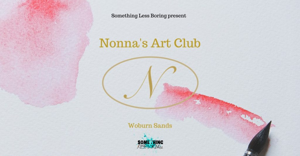 Nonna's Art Club