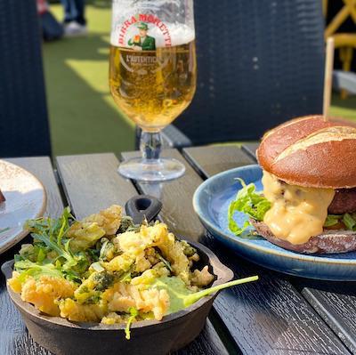 Cafe Milton Keynes - Drinks and snacks